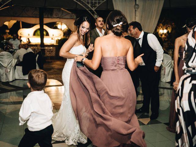 Il matrimonio di Emanuela e Santi a Catania, Catania 55