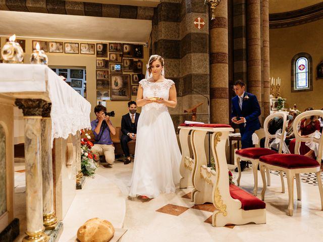 Il matrimonio di Federico e Chiara a Alba, Cuneo 61