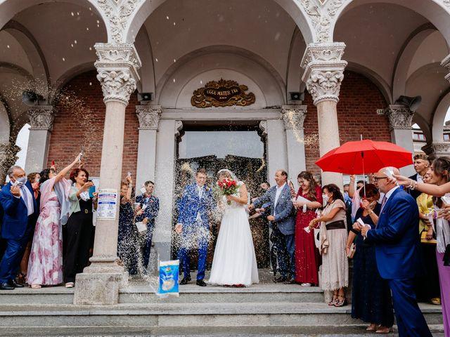 Il matrimonio di Federico e Chiara a Alba, Cuneo 69