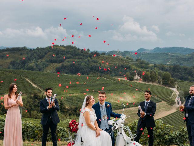 Il matrimonio di Federico e Chiara a Alba, Cuneo 2