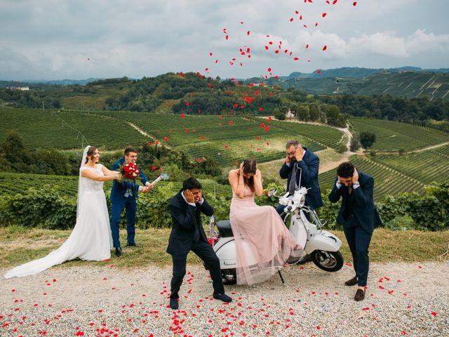Il matrimonio di Federico e Chiara a Alba, Cuneo 72
