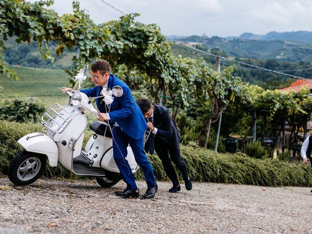 Il matrimonio di Federico e Chiara a Alba, Cuneo 74