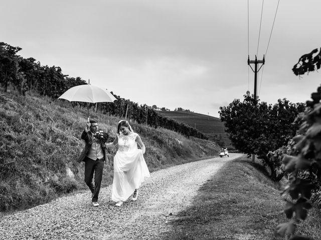 Il matrimonio di Federico e Chiara a Alba, Cuneo 79
