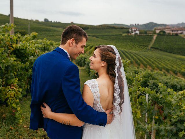 Il matrimonio di Federico e Chiara a Alba, Cuneo 80