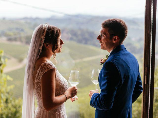 Il matrimonio di Federico e Chiara a Alba, Cuneo 82