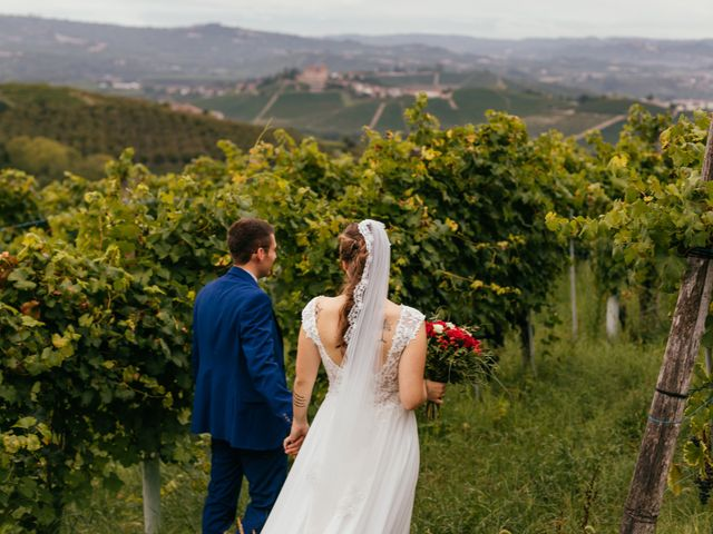 Il matrimonio di Federico e Chiara a Alba, Cuneo 87