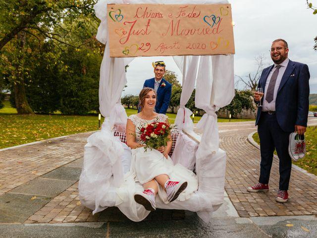 Il matrimonio di Federico e Chiara a Alba, Cuneo 90