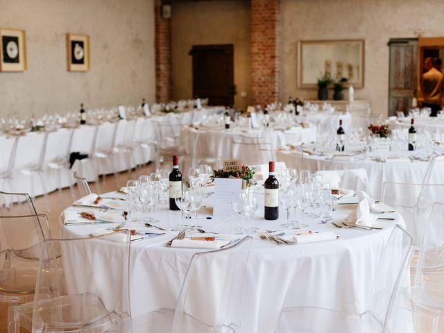 Il matrimonio di Federico e Chiara a Alba, Cuneo 91