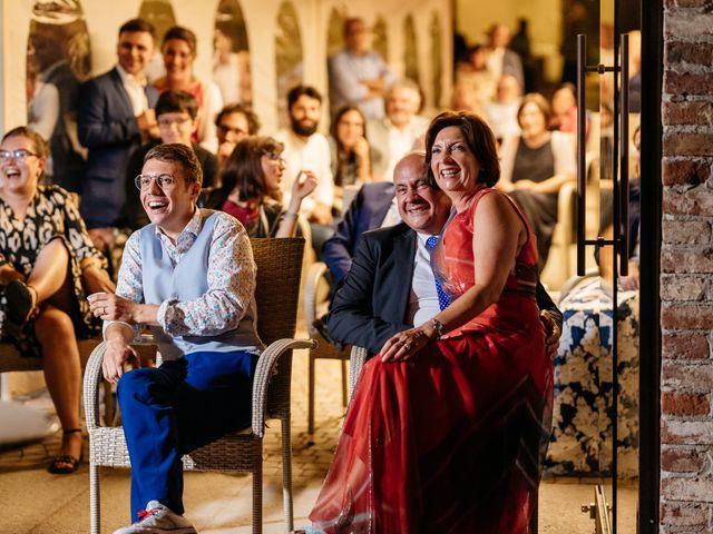 Il matrimonio di Federico e Chiara a Alba, Cuneo 108