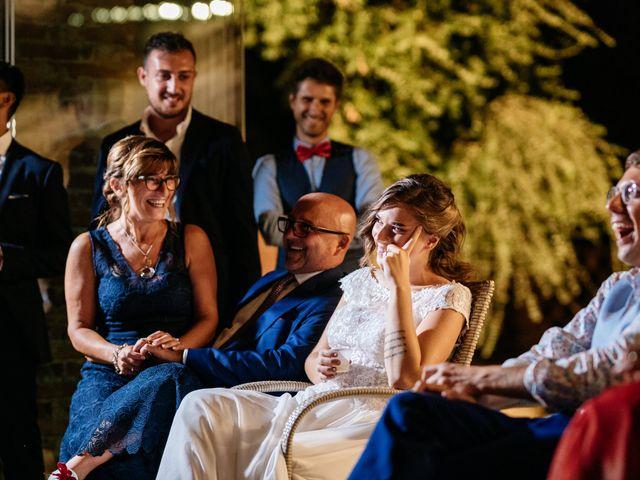 Il matrimonio di Federico e Chiara a Alba, Cuneo 109
