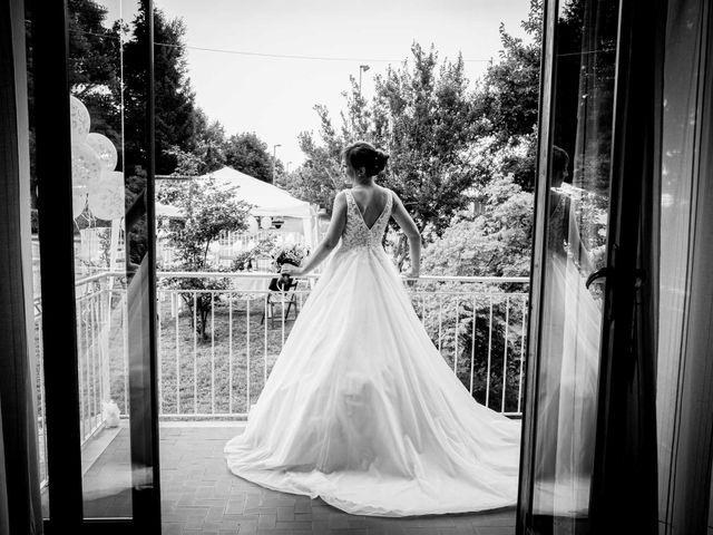 Il matrimonio di Davide e Elisa a Roppolo, Biella 28