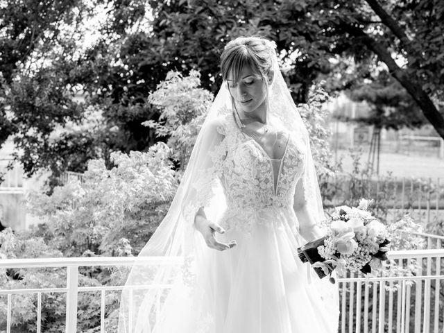 Il matrimonio di Davide e Elisa a Roppolo, Biella 33