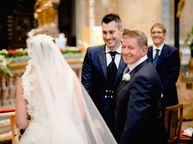 Il matrimonio di Davide e Elisa a Roppolo, Biella 41