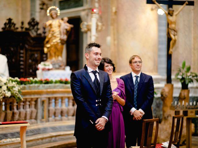Il matrimonio di Davide e Elisa a Roppolo, Biella 42