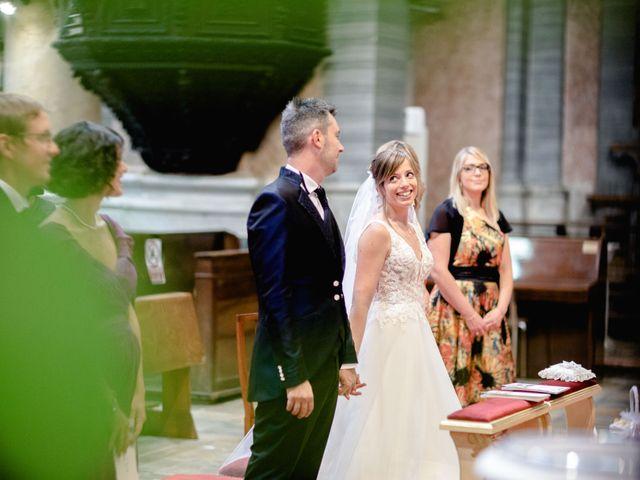 Il matrimonio di Davide e Elisa a Roppolo, Biella 44