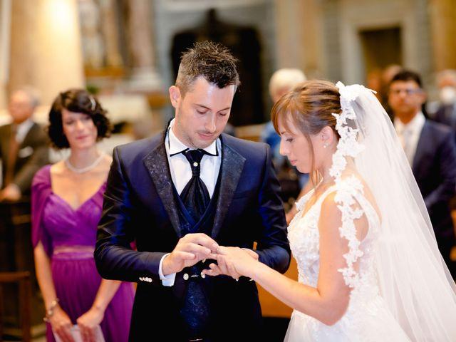 Il matrimonio di Davide e Elisa a Roppolo, Biella 45