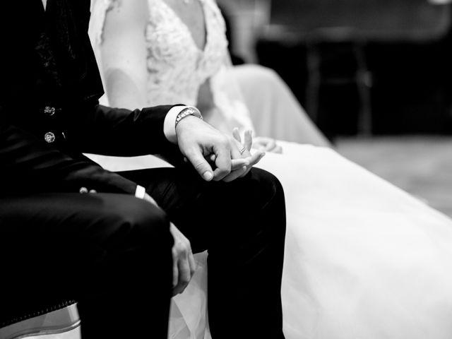 Il matrimonio di Davide e Elisa a Roppolo, Biella 46