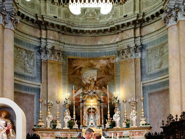 Il matrimonio di Davide e Elisa a Roppolo, Biella 48