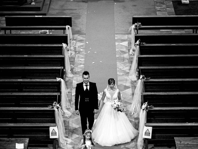 Il matrimonio di Davide e Elisa a Roppolo, Biella 50