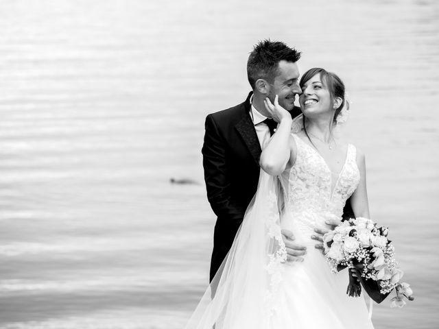 Il matrimonio di Davide e Elisa a Roppolo, Biella 62