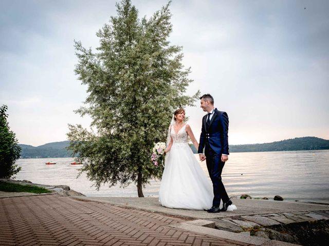 Il matrimonio di Davide e Elisa a Roppolo, Biella 64