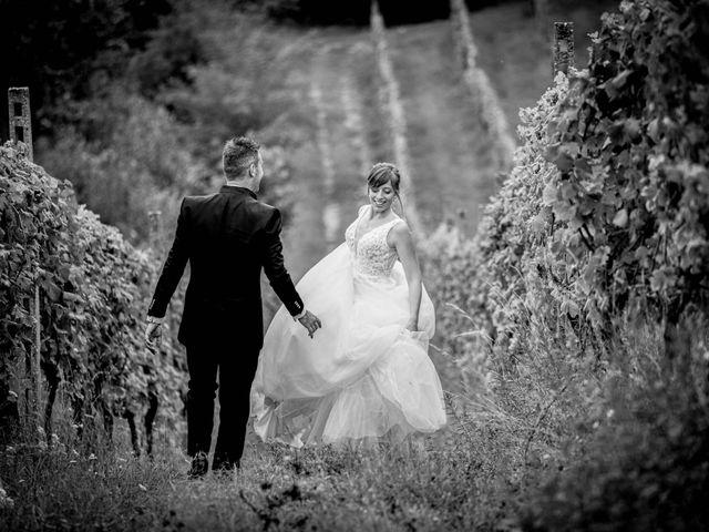 Il matrimonio di Davide e Elisa a Roppolo, Biella 74