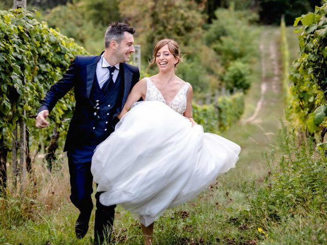 Il matrimonio di Davide e Elisa a Roppolo, Biella 76