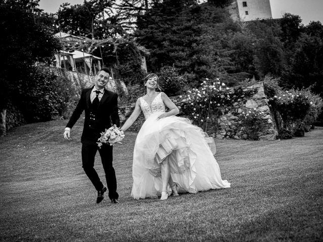Il matrimonio di Davide e Elisa a Roppolo, Biella 77