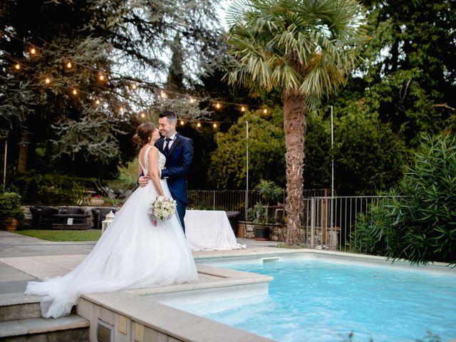 Il matrimonio di Davide e Elisa a Roppolo, Biella 80