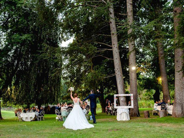 Il matrimonio di Davide e Elisa a Roppolo, Biella 86