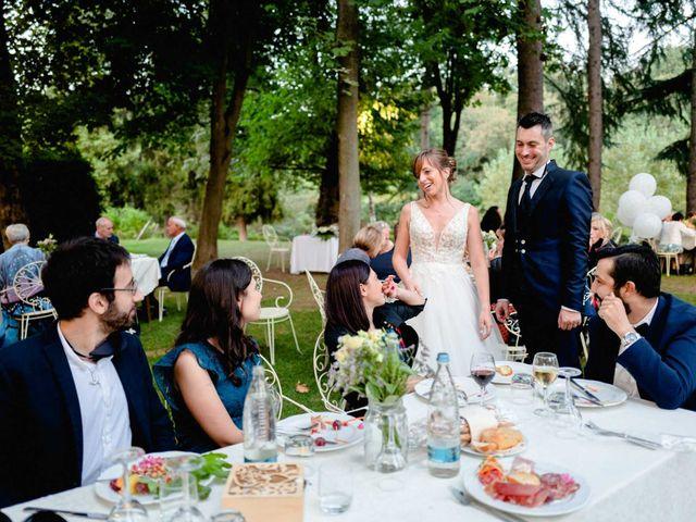 Il matrimonio di Davide e Elisa a Roppolo, Biella 89
