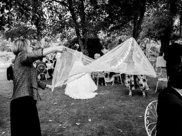 Il matrimonio di Davide e Elisa a Roppolo, Biella 91