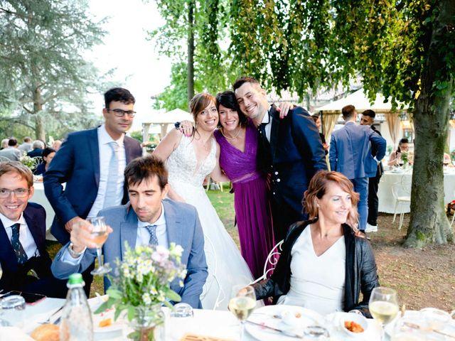 Il matrimonio di Davide e Elisa a Roppolo, Biella 93