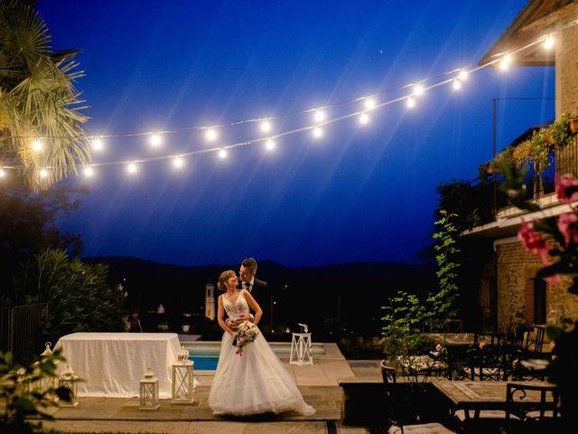Il matrimonio di Davide e Elisa a Roppolo, Biella 96