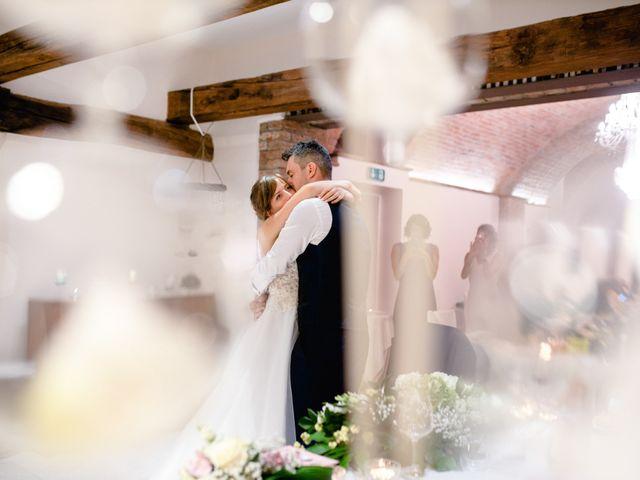 Il matrimonio di Davide e Elisa a Roppolo, Biella 100