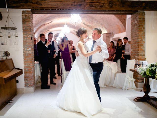Il matrimonio di Davide e Elisa a Roppolo, Biella 102