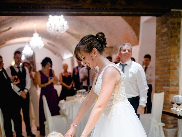 Il matrimonio di Davide e Elisa a Roppolo, Biella 103