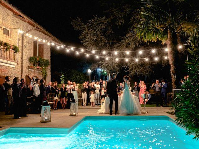 Il matrimonio di Davide e Elisa a Roppolo, Biella 107