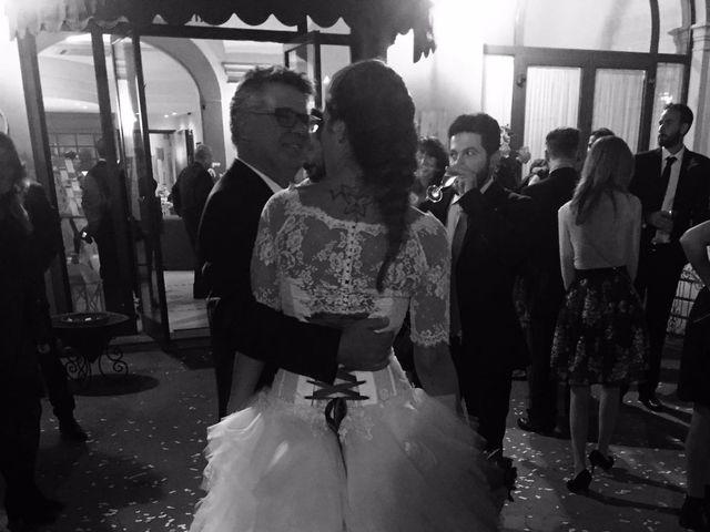 Il matrimonio di Andrea e Giulia a San Miniato, Pisa 9