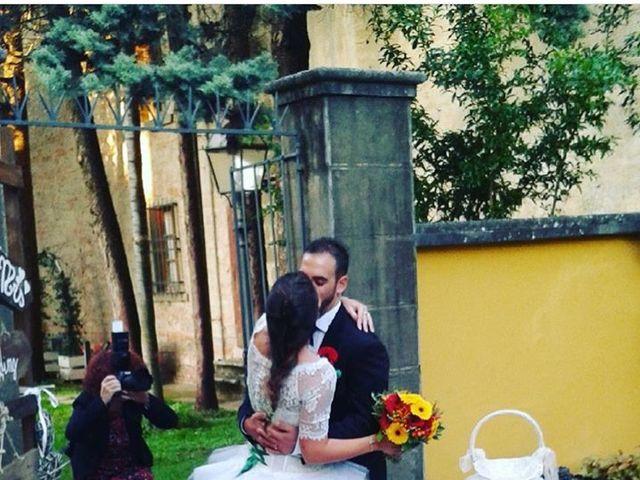 Il matrimonio di Andrea e Giulia a San Miniato, Pisa 10