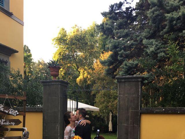 Il matrimonio di Andrea e Giulia a San Miniato, Pisa 13