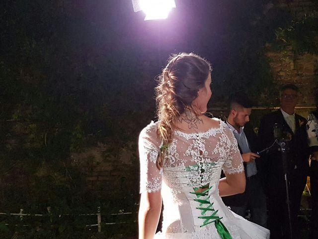 Il matrimonio di Andrea e Giulia a San Miniato, Pisa 14
