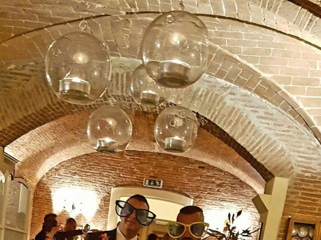 Il matrimonio di Andrea e Giulia a San Miniato, Pisa 15