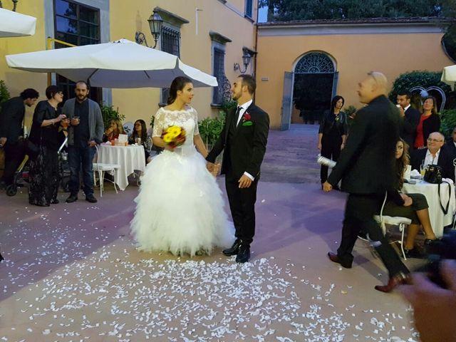 Il matrimonio di Andrea e Giulia a San Miniato, Pisa 16
