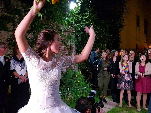 Il matrimonio di Andrea e Giulia a San Miniato, Pisa 18