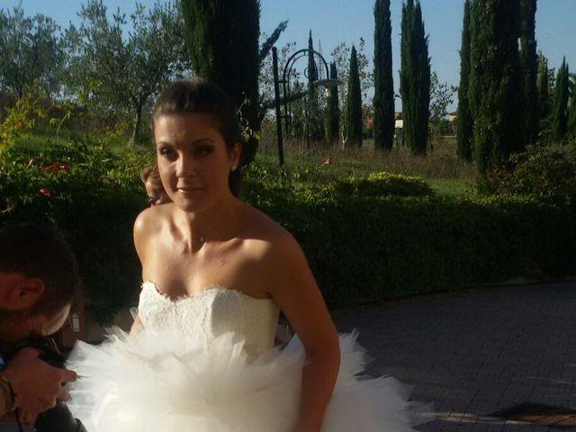 Il matrimonio di Andrea e Giulia a San Miniato, Pisa 19
