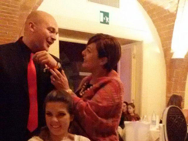 Il matrimonio di Andrea e Giulia a San Miniato, Pisa 21