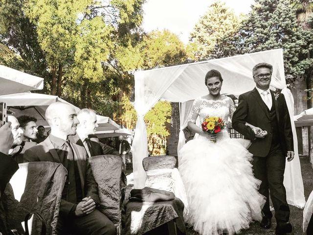 Il matrimonio di Andrea e Giulia a San Miniato, Pisa 23