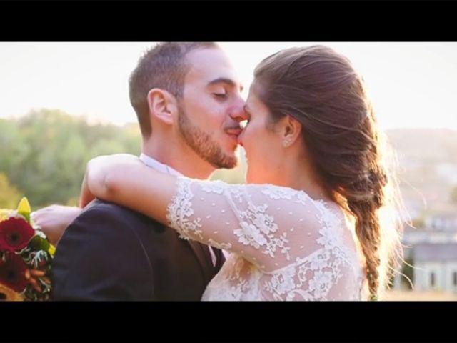 Il matrimonio di Andrea e Giulia a San Miniato, Pisa 28