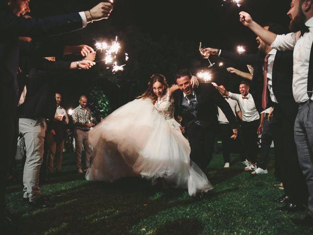 Le nozze di Melissa e Federico